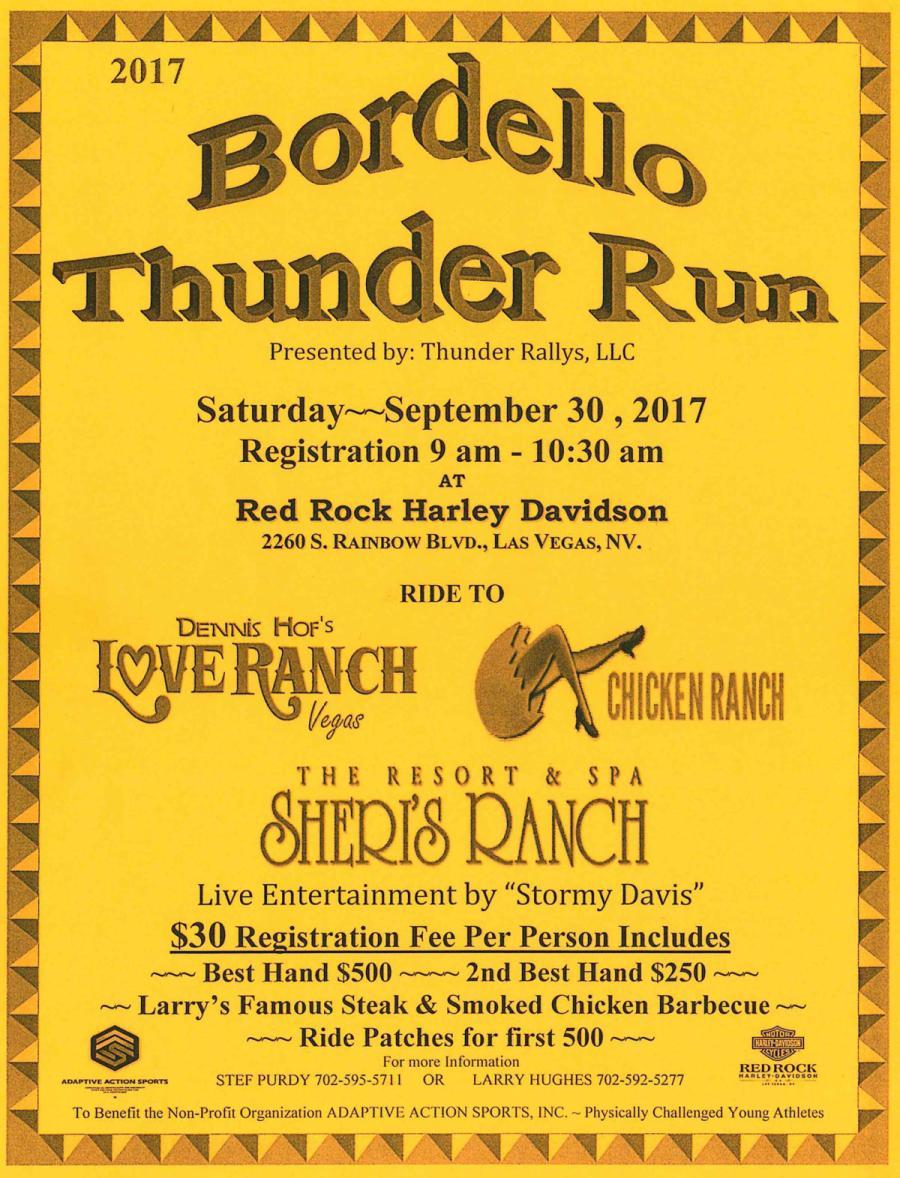 Bordello Run 2017