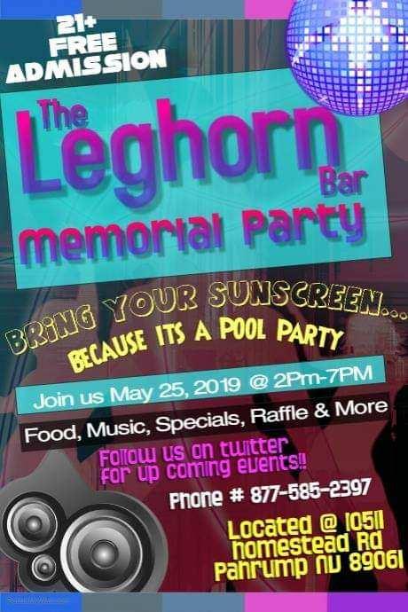 Leghorn Bar